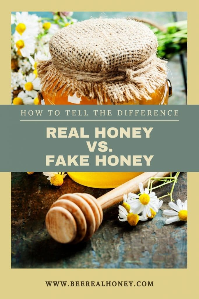Pinterest pins, Real Honey vs. Fake Honey - How to Tell  the Difference